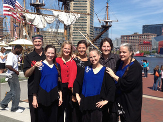 September 12, 2014 - Footworks performs as part of the Star Spangled Spectacular in Baltimore.