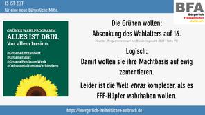 #GrueneEntzaubert #5