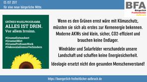 #GrueneEntzaubert #6