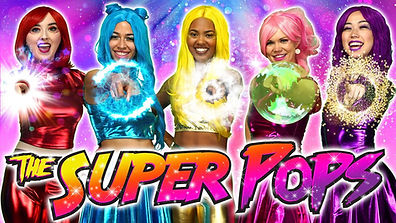 The Super Pops