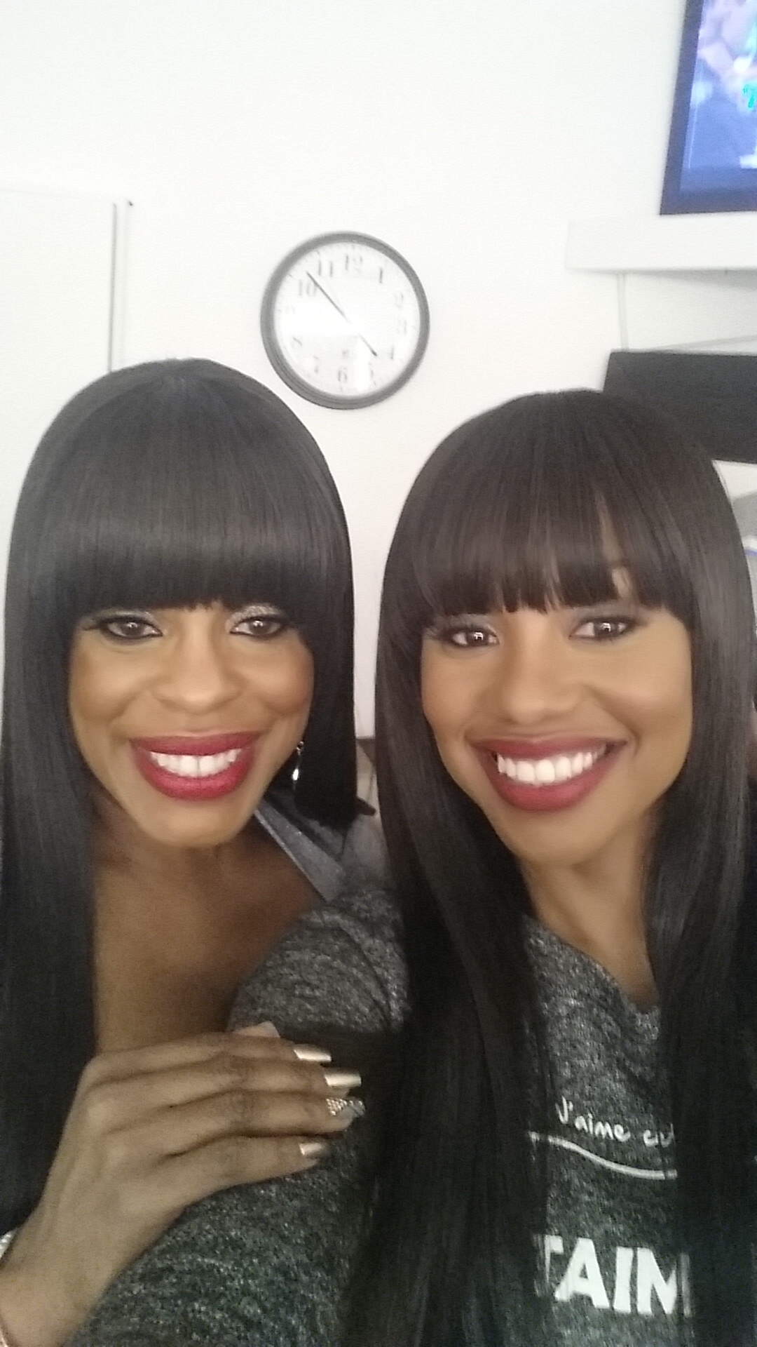 Doubling Niecy Nash