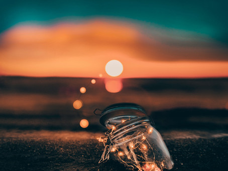 Find the Light in Your Writing