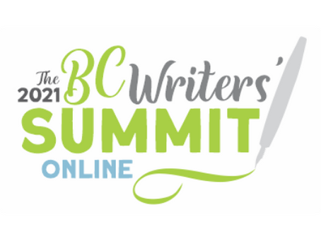 Lessons from the 2021 BC Writers' Summit