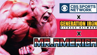 Generation Iron Network to collaborate with Mr. America