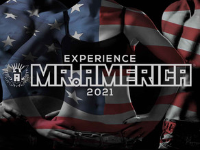 Experience The Mr. America All Sports Festival in 2021