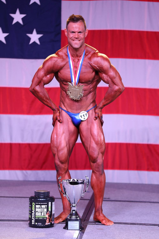 Mr. America 2020 Jason Brew