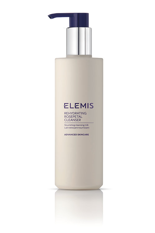 Elemis Rehydrating Rose Petal Cleanser