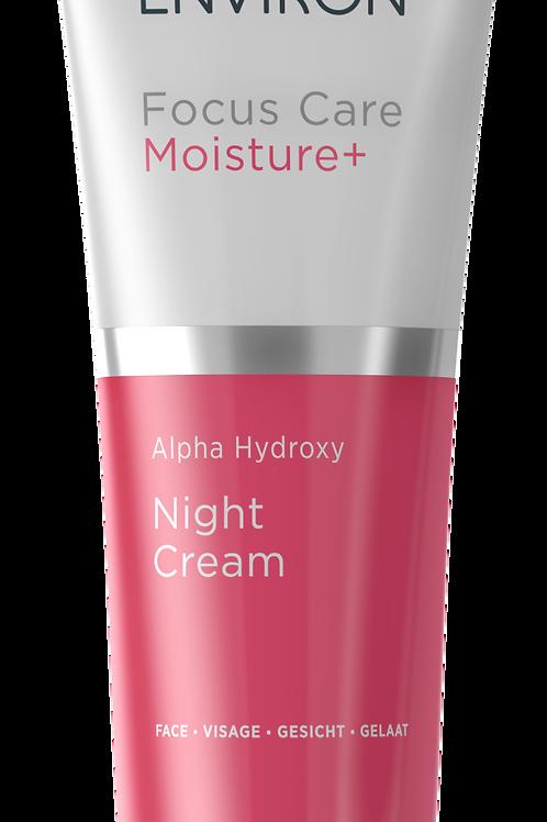 Environ Focus Care Moisture+ Alpha Hydroxy Night Cream