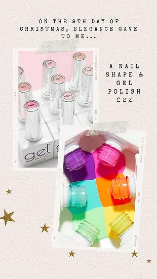 Nail Shape & Gel Polish