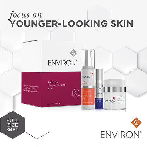 Focus On Younger Looking Skin