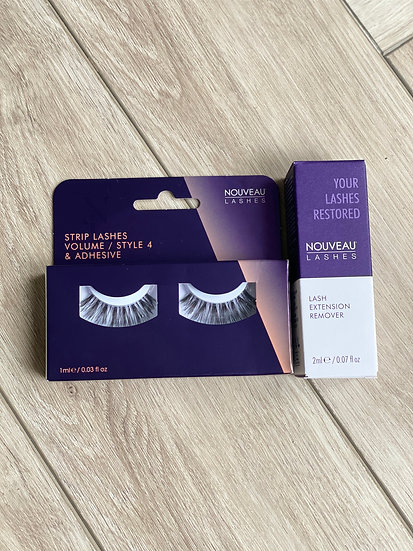 Self Isolation Lash  Kit