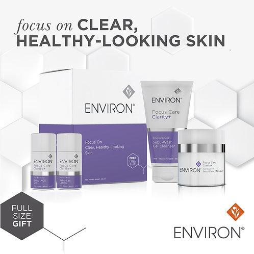 Focus On Clear Healthy Skin