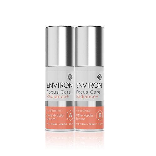 Environ Focus Care Radiance+ Vita-Botanical Mela-Fade Serum System
