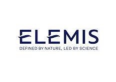 ELEMIS Master Logo Strapline on white ba