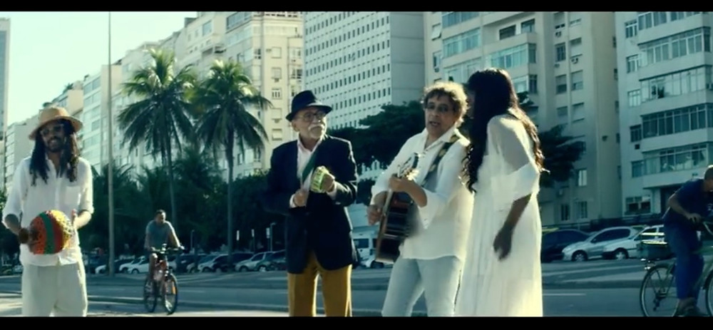 Découvrez le clip Spirit of Samba !