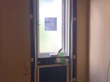 【施工事例】浴室リフォームの際にルーバー窓を交換(宝塚市)