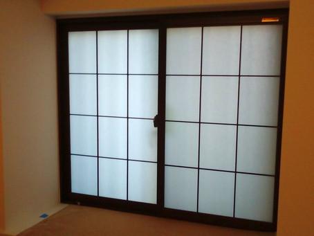 【施工事例】断熱に最適、二重窓(内窓)設置(明石市)