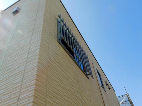 【施工事例】二階の窓に面格子設置(宝塚市)