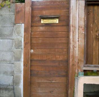 【施工事例】大阪府豊中市O様邸にてフェンス・門扉・裏口ドアをリニューアル