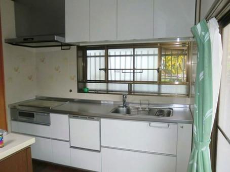 【施工事例】箕面市K様邸キッチンをお得にリニューアル
