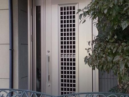 【施工事例】ドアリモ・開き方を逆にして違和感を解消(西宮市)