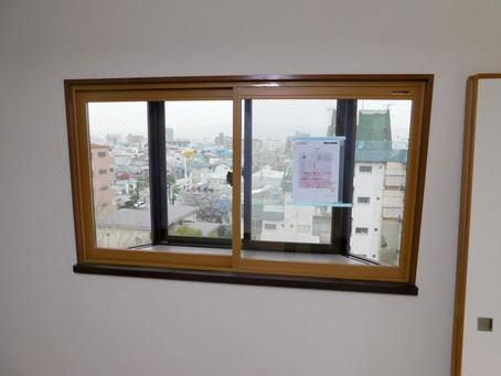 【施工事例】次世代ポイント申請できる人気の二重窓設置(豊中市)