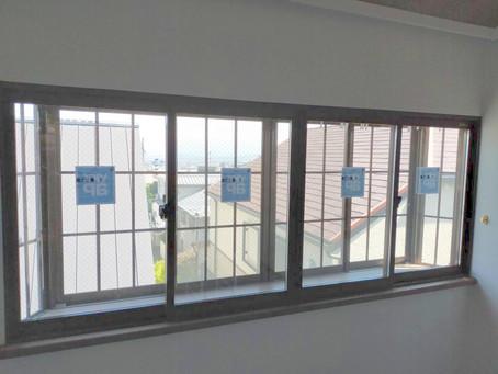 【施工事例】エアコンの効きがアップ、二重窓設置(神戸市)