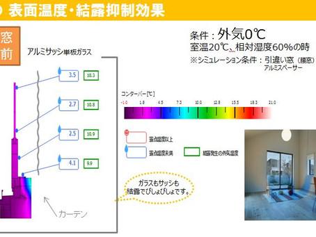 【ニュース】内窓設置で結露対策、ペアガラスとLow-Eガラスで比較してみました