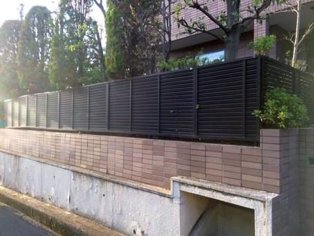 【施工事例】台風で倒壊したフェンスを保険適応で交換(豊中市)