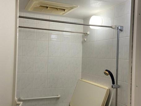 【施工事例】浴室暖房乾燥機を交換(京都市)