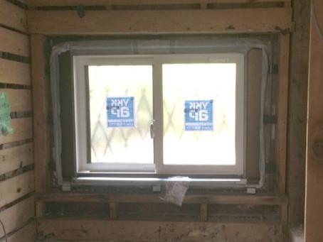 【施工事例】浴室リフォームの際に高断熱窓に交換(大阪市)