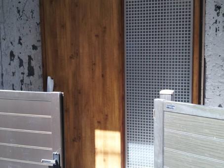 【施工事例】つり込み式引戸の設置(大阪市)