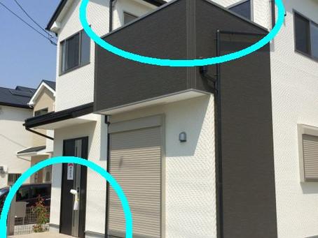 【施工事例】箕面市N様邸ベランダ屋根設置および玄関フェンスと門扉設置