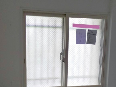 【施工事例】中古マンション購入時に二重窓設置(宝塚市)