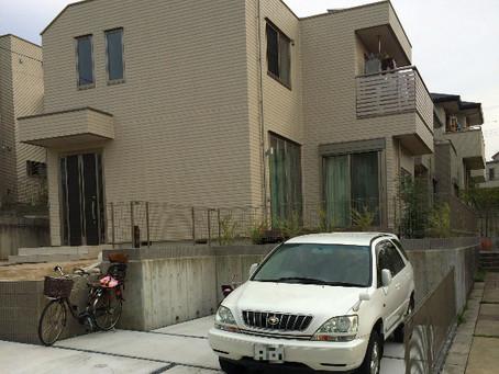 【施工事例】茨木市O様邸カーポート設置