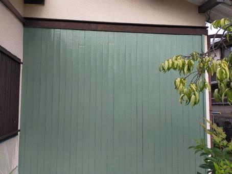 【施工事例】劣化した外壁の塗装(箕面市)