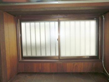 【施工事例】池田市S様邸にて断熱リフォーム二重窓プラマードU×5か所