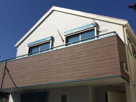 【施工事例】箕面市新築H様邸テラス屋根と外構工事
