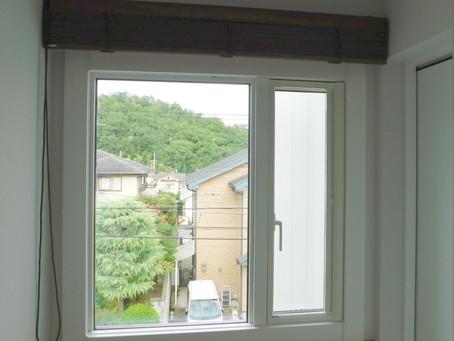 【施工事例】FIX窓を開く窓に交換、面格子取付(池田市)