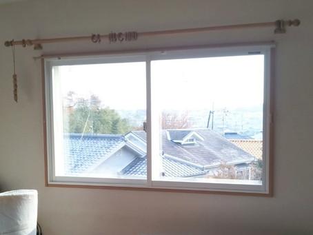 【施工事例】高い断熱効果で人気の内窓設置(池田市)