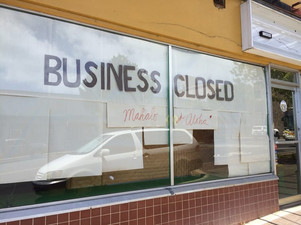 KITV4: Hawai'i Commercial Rent Survey: Even more local businesses suffering