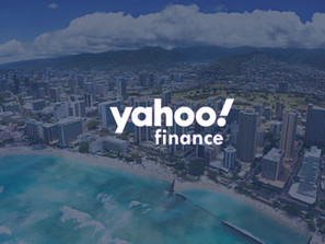 YAHOO FINANCE: Third Hawai'I Commercial Rent Survey With New National Data Reinforces Bleak Future