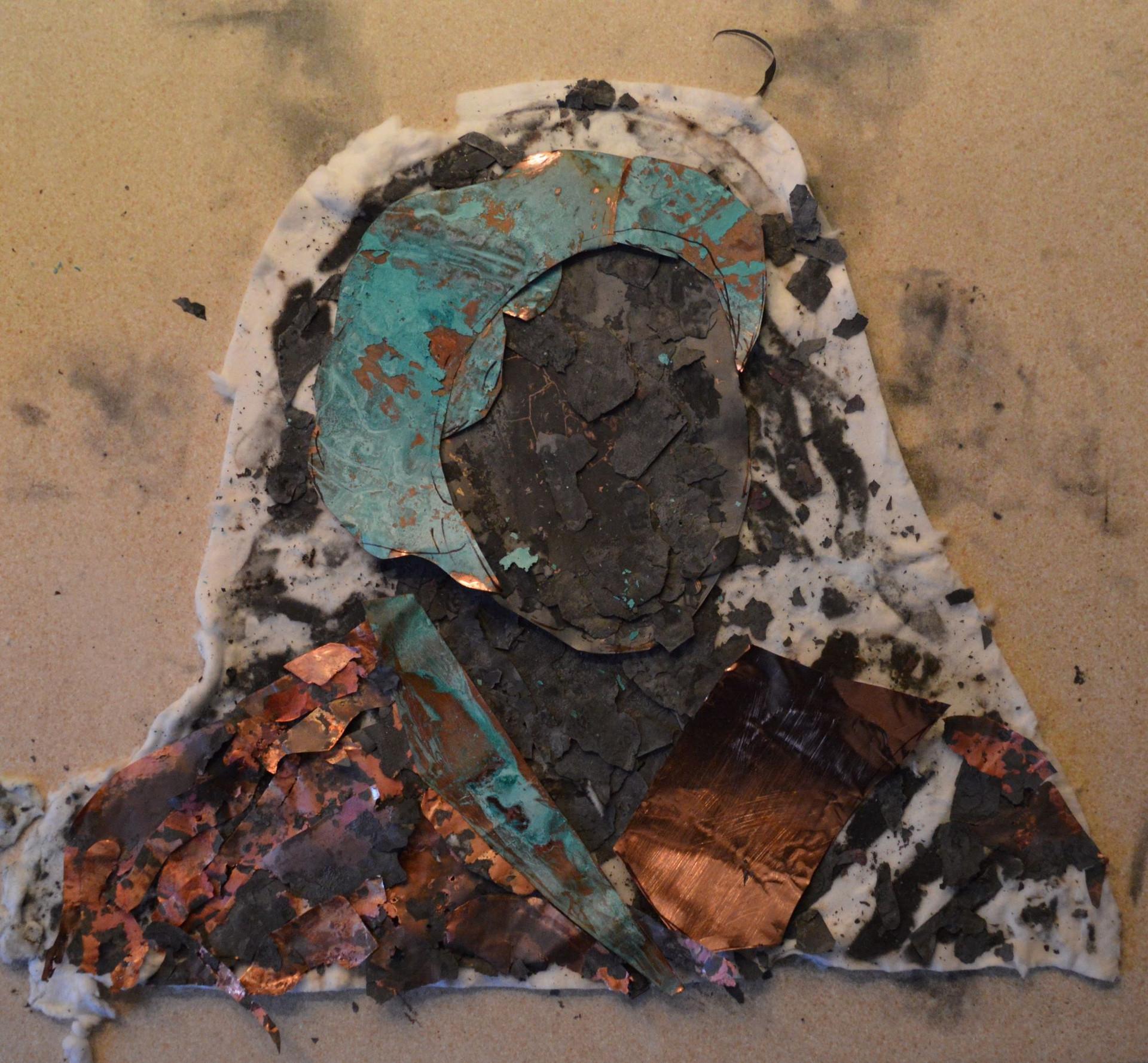 Copper and copper oxide
