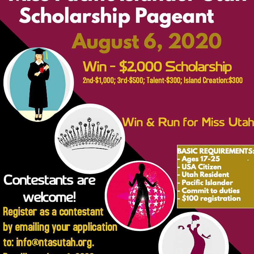 Miss Pacific Islander Utah Scholarship Pageant