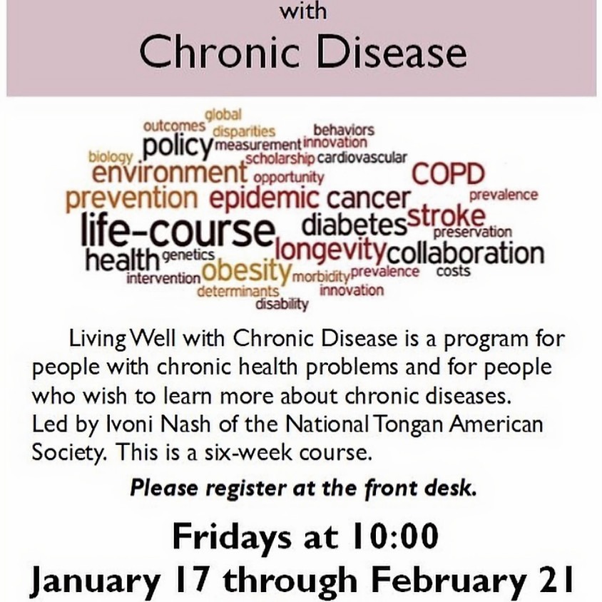 Living Well With Chronic Disease