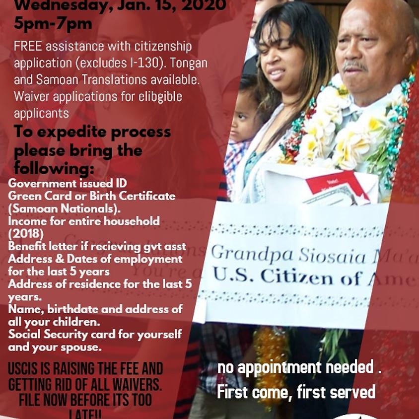 Free Citizenship Fair