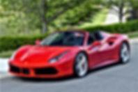 Ferrari 488 Spider Ibiza