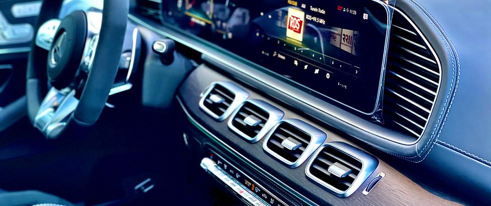 Mercedes Gle 63s AMG