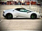 Lamborghini Huracán Spider Ibiza