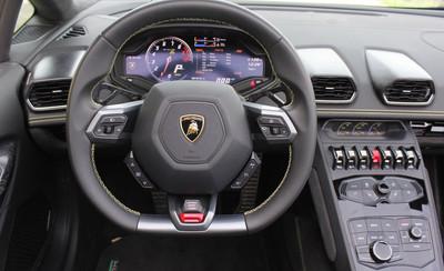 Lamborghini Hurácan Spider